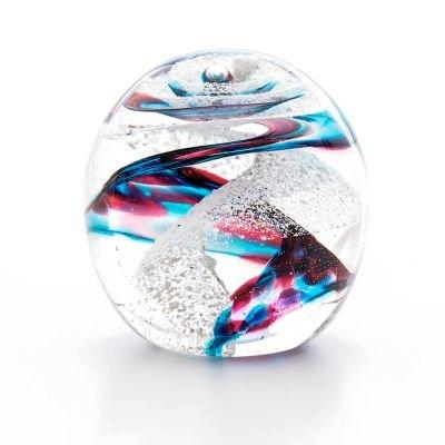 cremation keepsake glass dome 14
