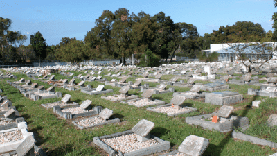 Dogs Refuge Pet Cemetery in Perth