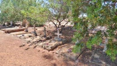 Pet Burial Sites at Corrigin