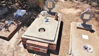Pet Graves near Perth