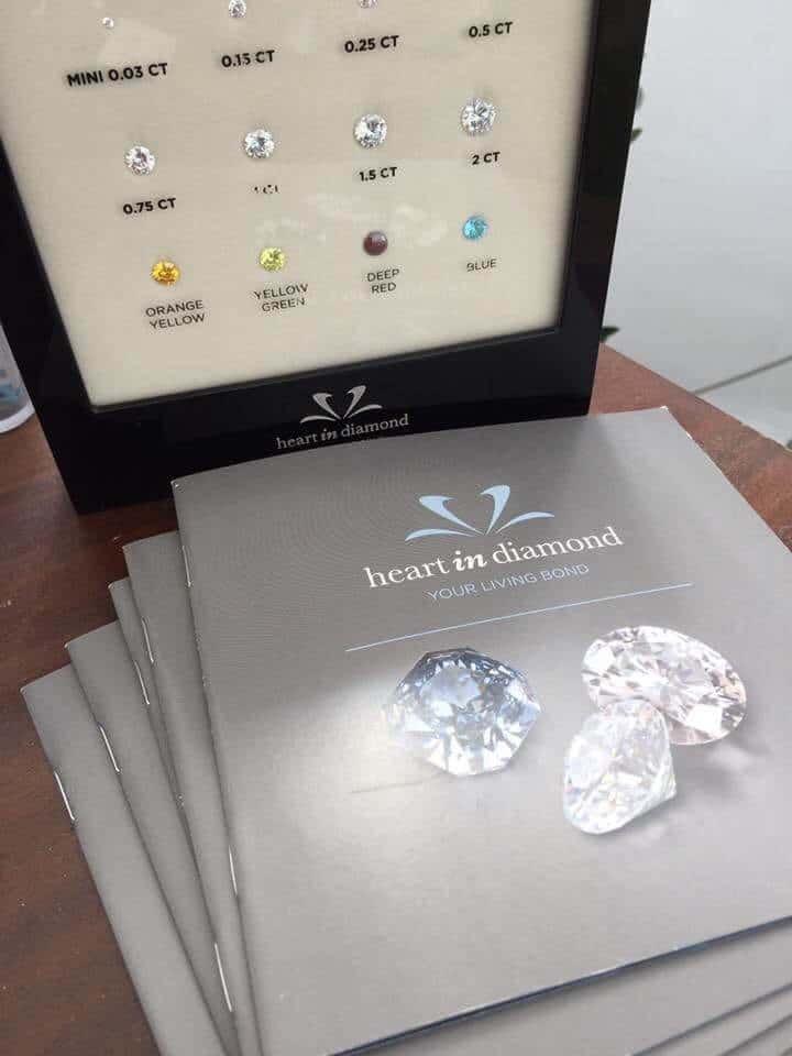 Pet Cremation Diamonds